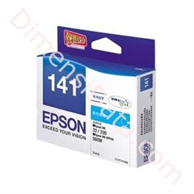 Jual Tinta / Cartridge Epson Cyan Ink  [T1412]